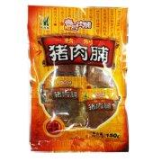百味林精制猪肉脯150g