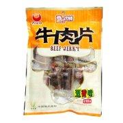 百味林 五香牛肉干110G/袋