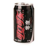 可口可乐 零度330ml/罐
