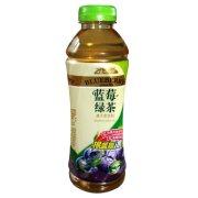 娃哈哈 蓝莓绿茶500ml/瓶