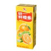 统一 鲜橙多 250ml/盒