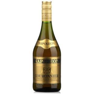 法国进口洋酒 【Couronnier】富豪白兰地700ml
