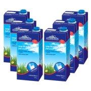 欧德堡 超高温处理全脂纯牛奶1L/盒(德国) X 6 组合装