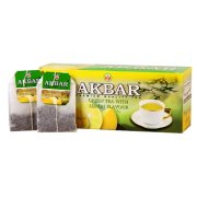 AkBAR 柠檬绿茶2g*25/盒