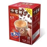 卡司诺 3合1即溶咖啡(原味)330g/盒