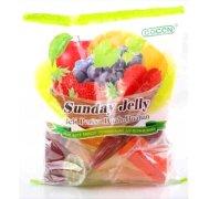 【可康】马来西亚 星期天多口味果冻 1012g x2袋