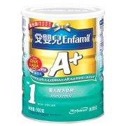 美赞臣 安婴儿A+婴儿配方奶粉(0-1岁)900克/罐