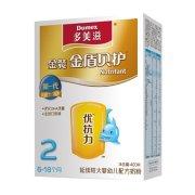 多美滋 金装金盾贝护优抗力延续较大婴幼儿配方奶粉(6-18个月)400g/盒