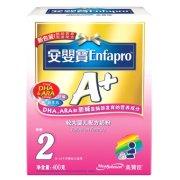 美赞臣安婴宝A+较大婴儿配方奶粉400g/盒(6-12个月)