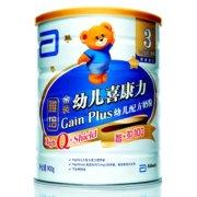 雅培 金装幼儿喜康力智护100幼儿配方奶粉(3段)900g/罐