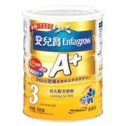 美赞臣安儿宝A+幼儿配方奶粉900克/罐(1-3岁)
