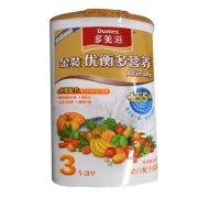 多美滋 金装优衡多营养幼儿配方奶粉(1~3岁)900g/罐