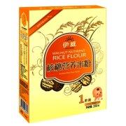 伊威 核桃营养米粉1阶段(辅食初期-24个月)250g