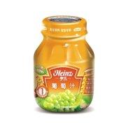 Heinz/亨氏 葡萄汁118ml