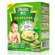 亨氏优佳营养菠菜面条246G(盒)