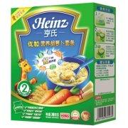 亨氏优佳营养胡萝卜面条246G(盒)