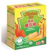 Heinz/亨氏 蔬菜磨牙棒8*8g