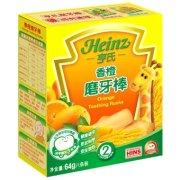Heinz/亨氏 香橙磨牙棒 64g/盒