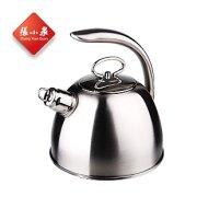 张小泉 紫气东来3.0L橄榄鸣壶 烧水壶 不锈钢茶壶 S80320800